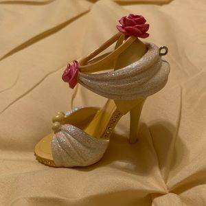 Beauty and the beast shoe!